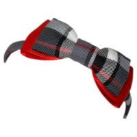 Slim bow headband