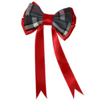 Ponytail Bow Clip
